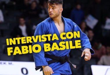 """Intervista con l'oro olimpico Fabio Basile: """"MMA? E' nei miei piani"""" 7"""