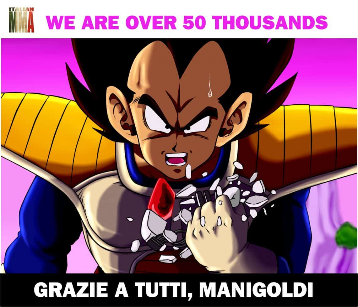 ItalianMMA raggiunge i 50Mila fan 1