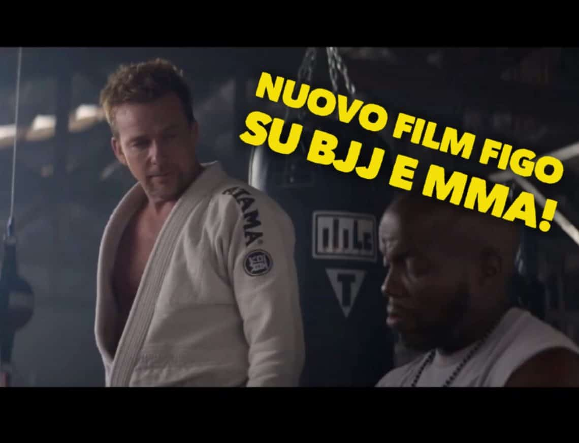 "E' in uscita un film FIGO su BJJ e MMA: ""Born a Champion"" (con trailer) 1"