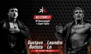 Il torneo pesi massimi del BJJ Stars V fa paura! Ecco la card 2