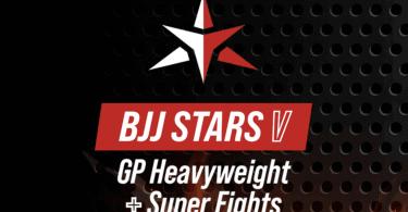 Il torneo pesi massimi del BJJ Stars V fa paura! Ecco la card 22