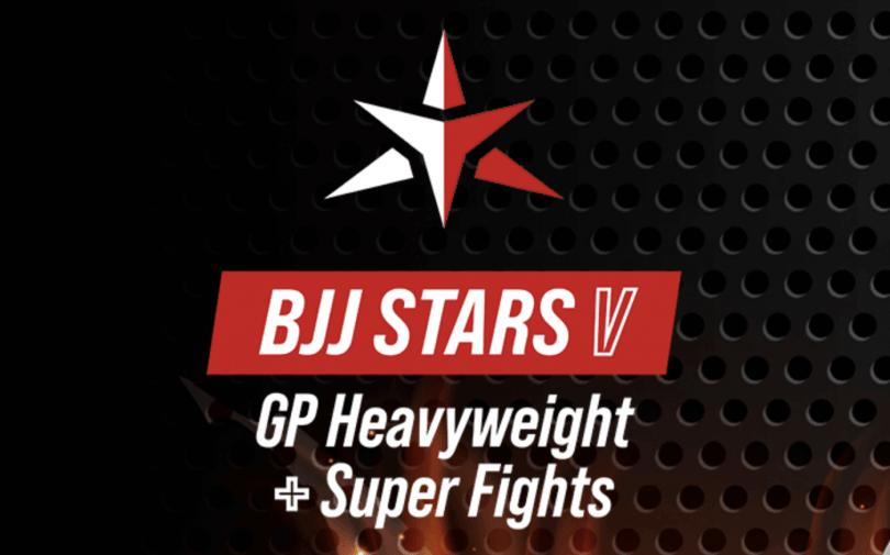 Il torneo pesi massimi del BJJ Stars V fa paura! Ecco la card 10