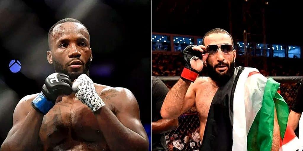 UFC VEGAS 21 - SUBENTRA MR. OCCHIALI DA SOLE: BELAL MUHAMMAD! 2