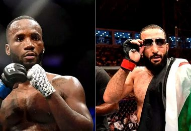 UFC VEGAS 21 - SUBENTRA MR. OCCHIALI DA SOLE: BELAL MUHAMMAD! 1