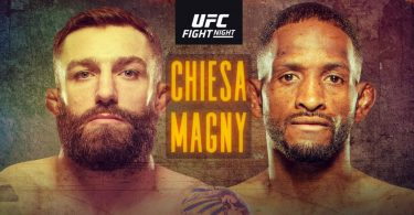 Risultati UFC on ESPN 20: Chiesa vs Magny 5
