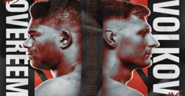 Risultati UFC fight night 184: