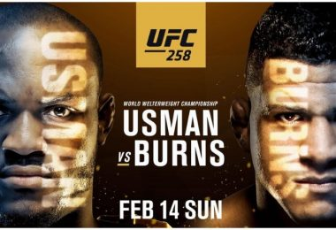 Risultati UFC 258: Usman vs. Burns 12