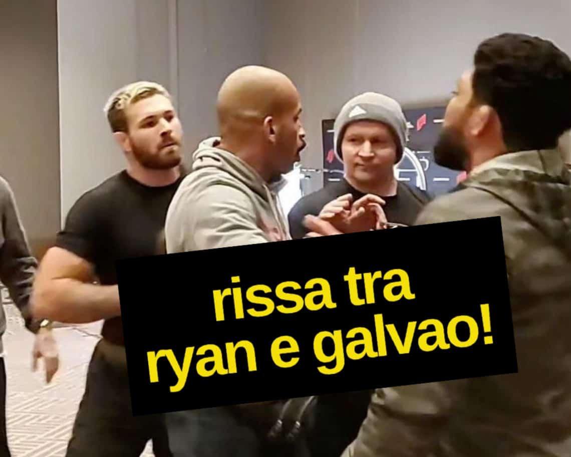 Rissa tra Gordon Ryan e Andre Galvao al WNO! (VIDEO) 1