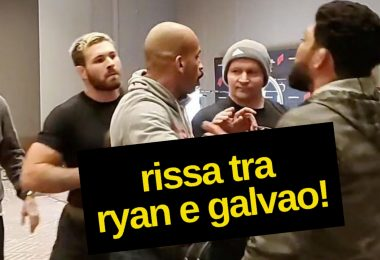 Rissa tra Gordon Ryan e Andre Galvao al WNO! (VIDEO) 1