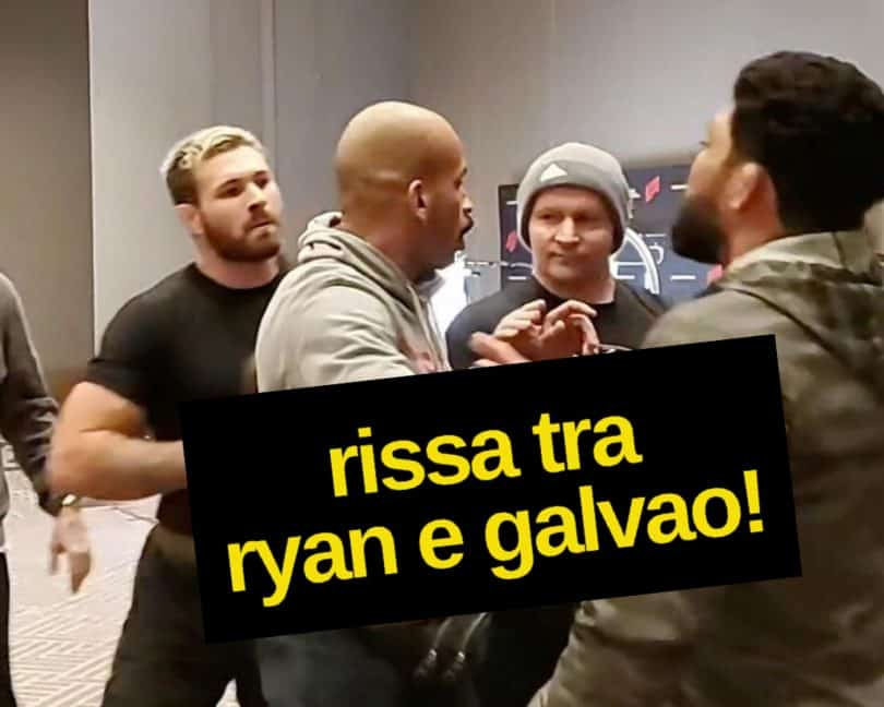 Rissa tra Gordon Ryan e Andre Galvao al WNO! (VIDEO) 4