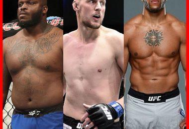 Possibili match UFC in programma (185-265 lb) - c'è anche Di Chirico! 2