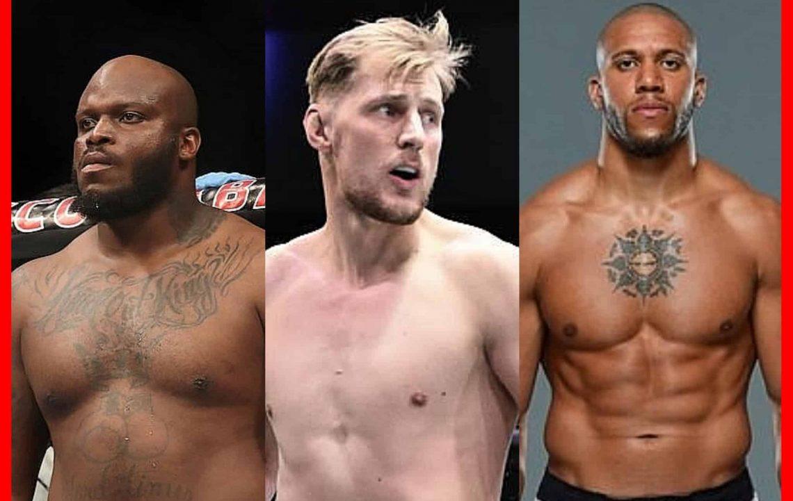 Possibili match UFC in programma (185-265 lb) - c'è anche Di Chirico! 1