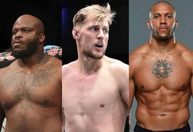 Possibili match UFC in programma (185-265 lb) - c'è anche Di Chirico! 5