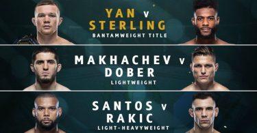Ranking UFC: vecchie glorie e nuovi talenti sfondano in top 10 12