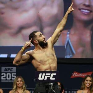 "HYPE'S PICK: i pronostici di UFC VEGAS 21: ""Edwards vs Muhammad"" 4"
