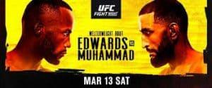 "HYPE'S PICK: i pronostici di UFC VEGAS 21: ""Edwards vs Muhammad"" 2"