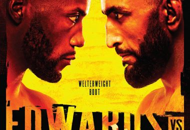 Risultati UFC fight night 187: Edwards vs Muhammad 10