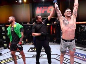 Ranking UFC: vecchie glorie e nuovi talenti sfondano in top 10 2