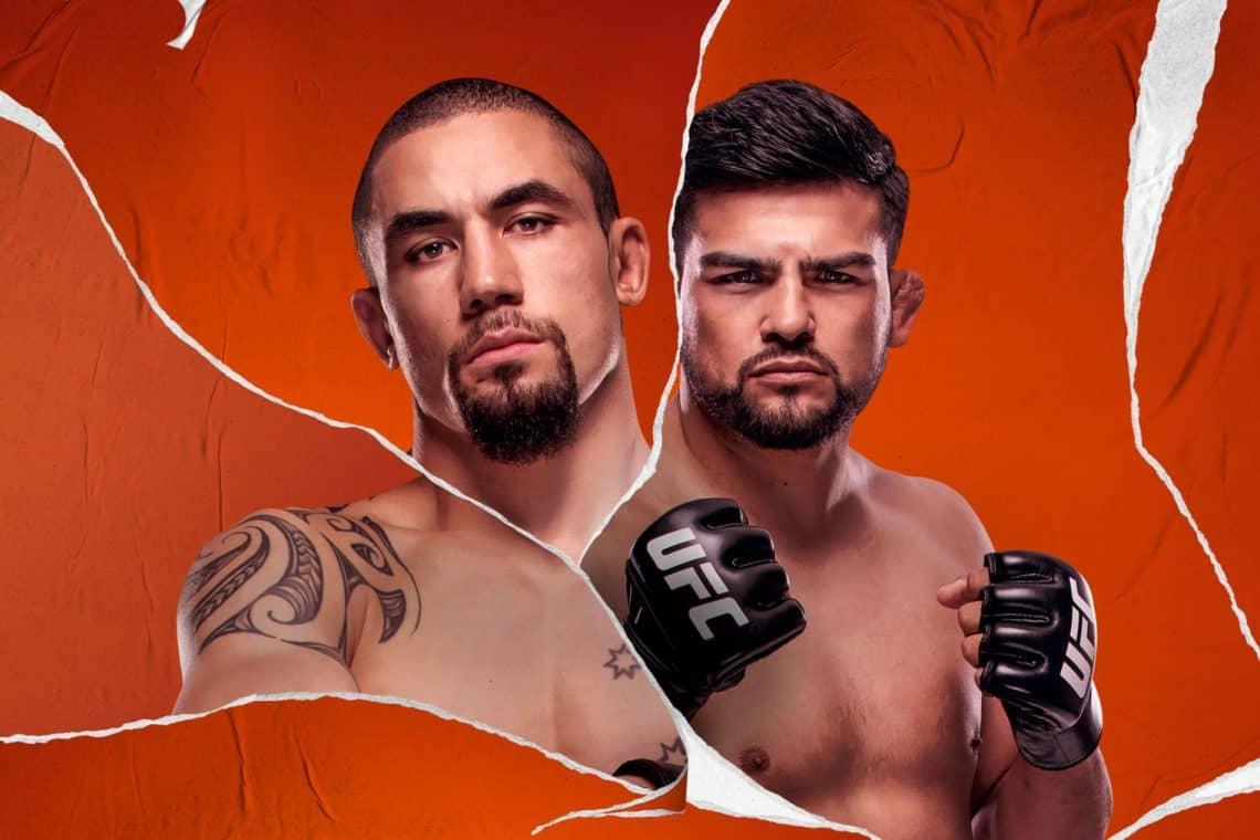 UFC Fight Night 188: Whittaker vs. Gastelum 1