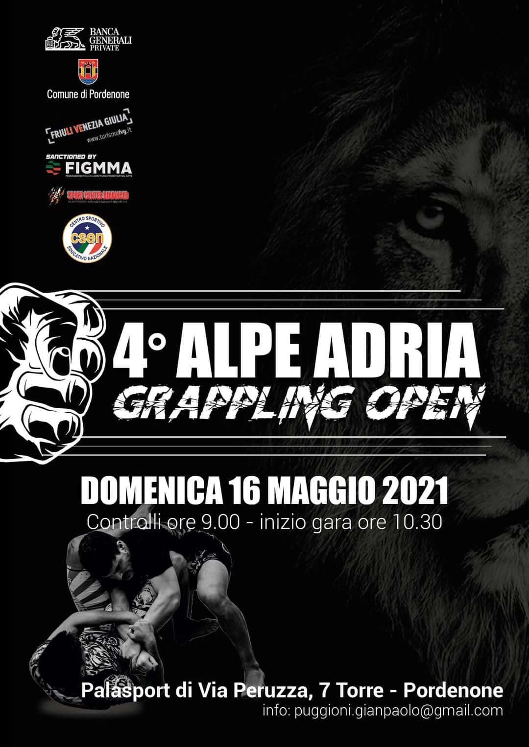 Alpe Adria Grappling Open 2021 1