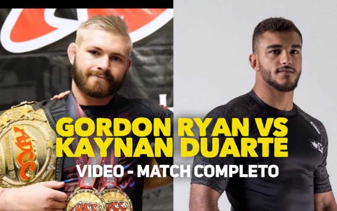 Video: Gordon Ryan vs Kaynan Duarte ai Panams 2018 (Match Completo) 1