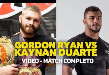 Video: Gordon Ryan vs Kaynan Duarte ai Panams 2018 (Match Completo) 9
