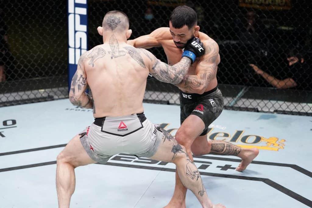 Ranking POST UFC VEGAS 21: i possibili match! 6