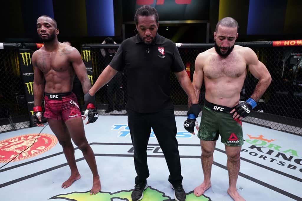 Ranking POST UFC VEGAS 21: i possibili match! 3