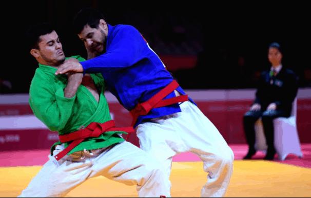 Campionati Europei di kurash in Grecia 2021 1