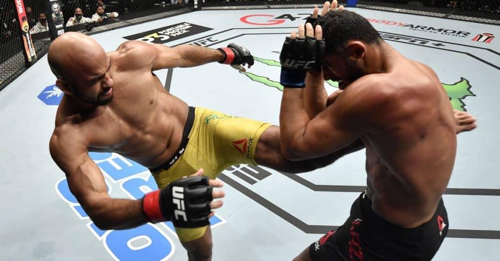 Brunson il guastafeste! UFC Vegas 22: i prossimi match da fare. 5