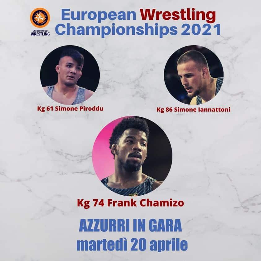 Campionato Europeo di lotta (GR/SL/Femm) 2021 in Polonia 1