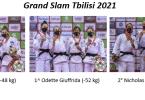 Grande Italia al Grand Slam di Tbilisi e un tributo a Koga 1