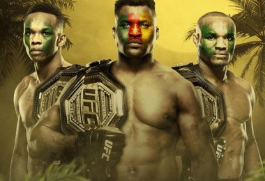 AFRICA DOMINATRICE: LA NUOVA ERA UFC! 19