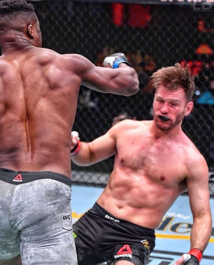 TRIBUTO A STIPE MIOCIC: il più grande peso massimo in UFC 6