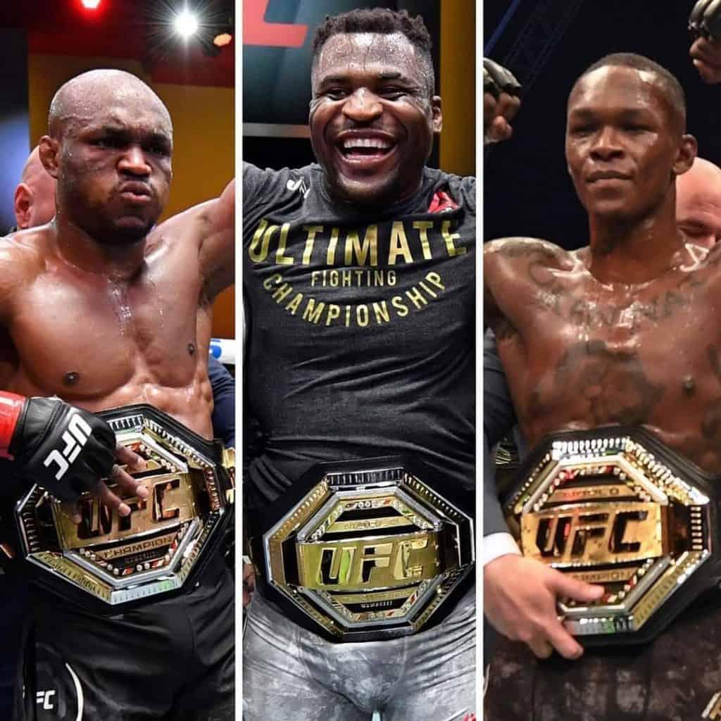 AFRICA DOMINATRICE: LA NUOVA ERA UFC! (2021) 1