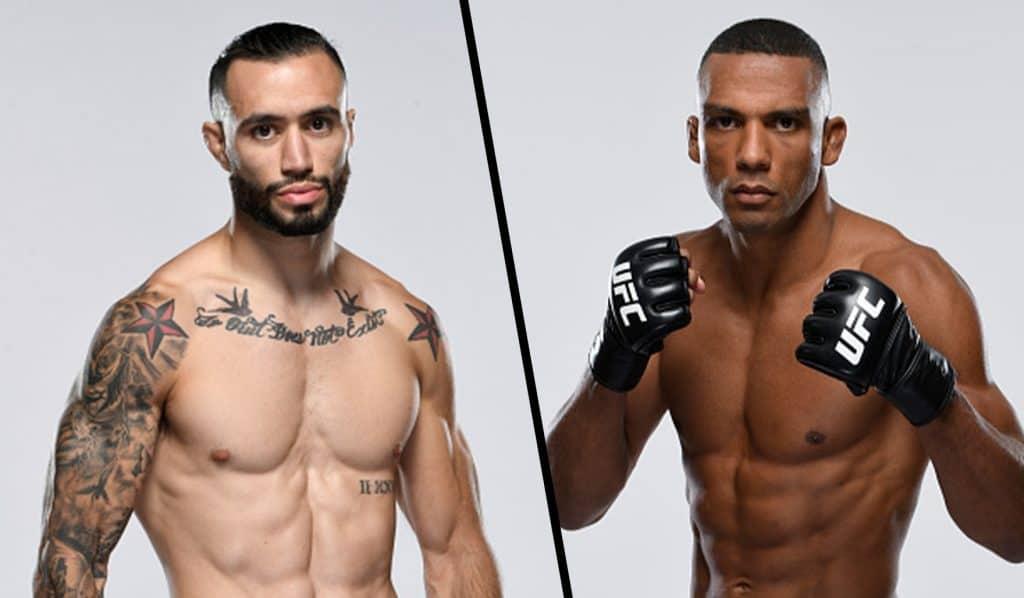 Pesi piuma UFC: la situazione in top 15. (Aprile 2021) 8