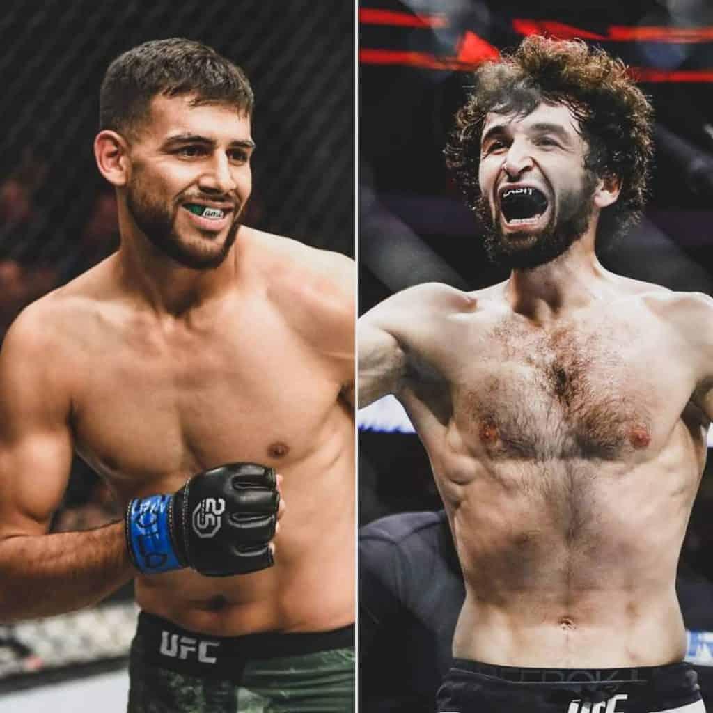 Pesi piuma UFC: la situazione in top 15. (Aprile 2021) 3