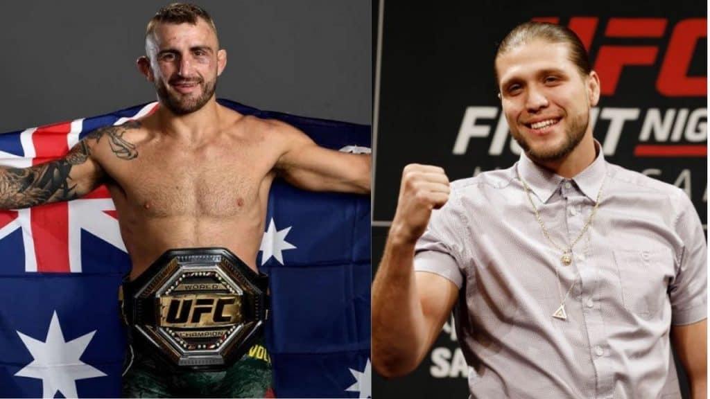 UFC 266 avrà come main event Alex e Ortega: un contest di 5 round da paura!