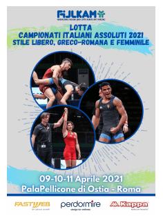Campionato Italiano di lotta 2021 1