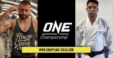 ONE Championship voleva Gordon Ryan vs Buchecha (nel Grappling) a fine Aprile 2