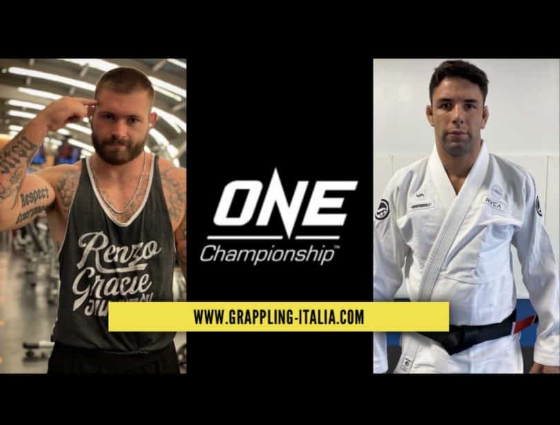 ONE Championship voleva Gordon Ryan vs Buchecha (nel Grappling) a fine Aprile 2