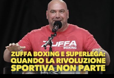Zuffa Boxing e SuperLega: quando la rivoluzione sportiva non parte 6