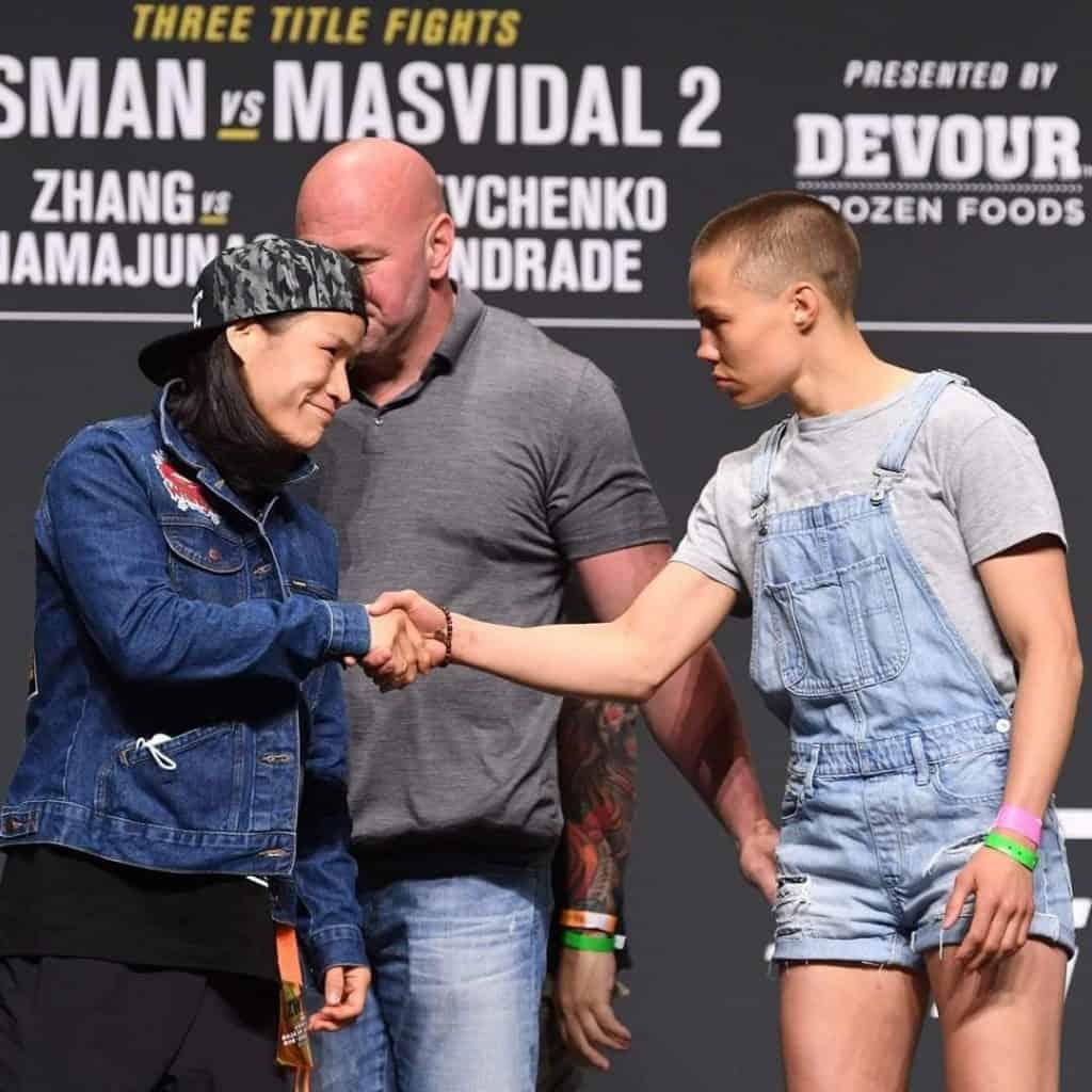 UFC 261: GLI HIGHLIGHTS DELLA PRESS CONFERENCE 3