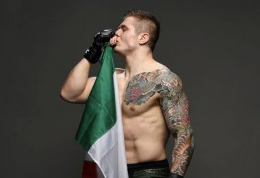 Vettori va per il titolo UFC: per chi segue le MMA da tempo è un vero sogno 9