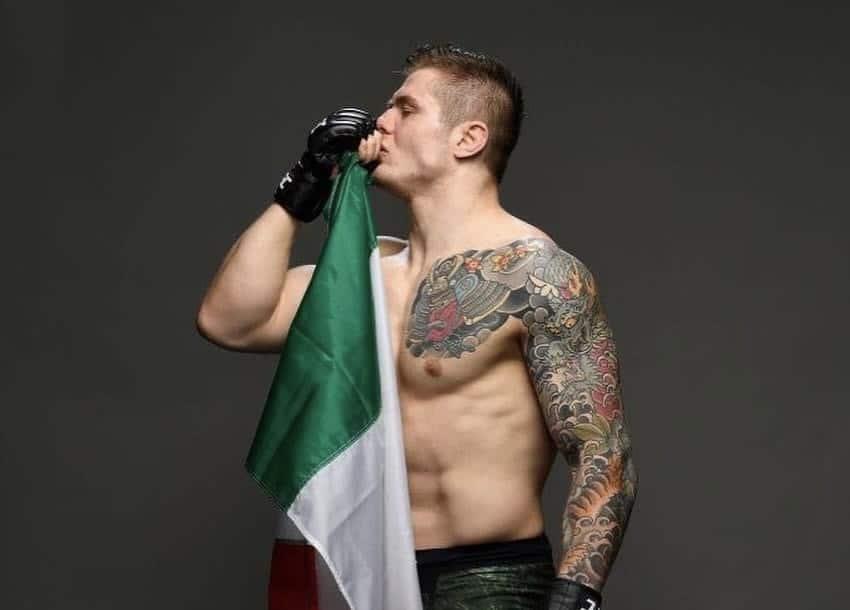 Vettori va per il titolo UFC: per chi segue le MMA da tempo è un vero sogno 1