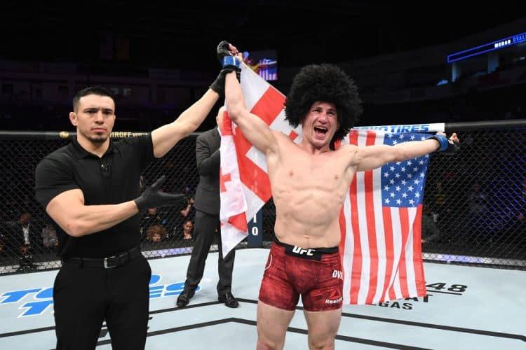 UFC Vegas 25: Reyes vs. Procházka - Gli atleti da tenere d'occhio! 4
