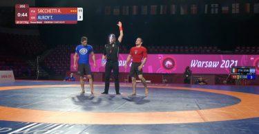 Campionati Europei UWW di grappling no-gi e -gi 2021 28
