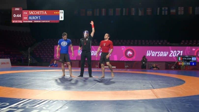 Campionati Europei UWW di grappling no-gi e -gi 2021 5