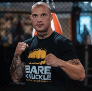 Bare Knuckle Boxing: l'italiano Dimitri Angelini debutta in BKFC! 3
