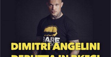 Bare Knuckle Boxing: l'italiano Dimitri Angelini debutta in BKFC! 22